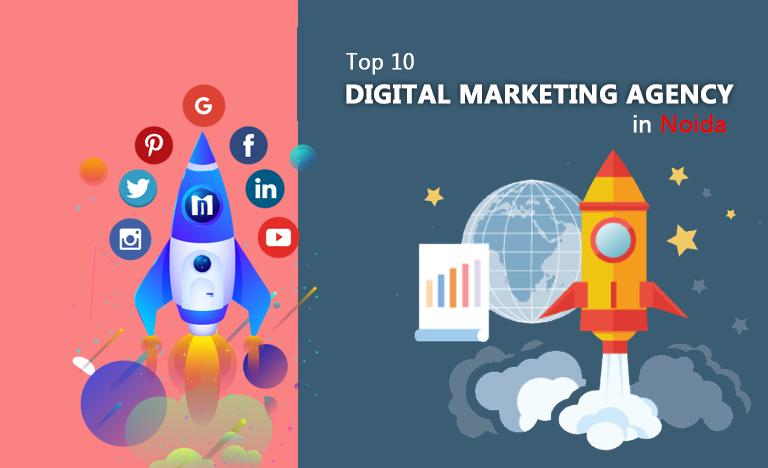 top 10 digital marketing agency in noida